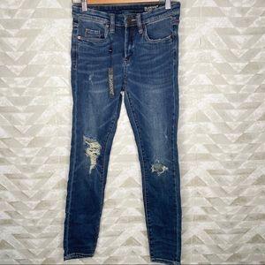 Blank NYC midrise skinny jeans